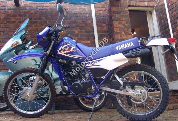 Yamaha DT 175 2004 7428