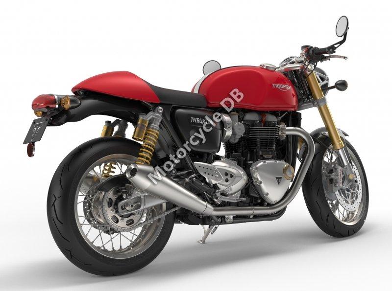 Triumph Thruxton 1200 R 2018 27245