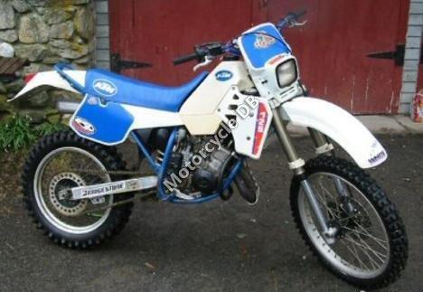 KTM XC 600 Enduro Sport 1986 13600