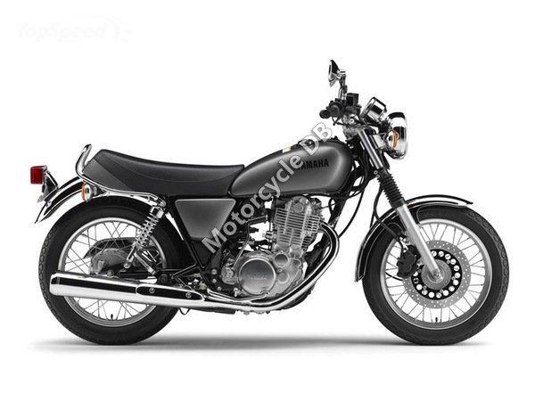 Yamaha SR 400 35-years 2014 23829