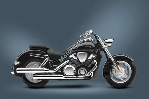 Honda VTX1800N 2011 7890