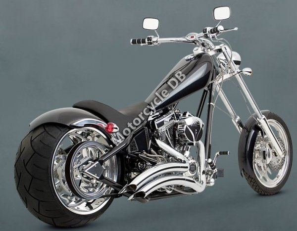 American IronHorse Texas Chopper - 2009 Specifications
