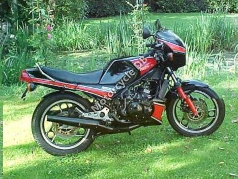 Yamaha RD 350 (reduced effect) 1988 19859