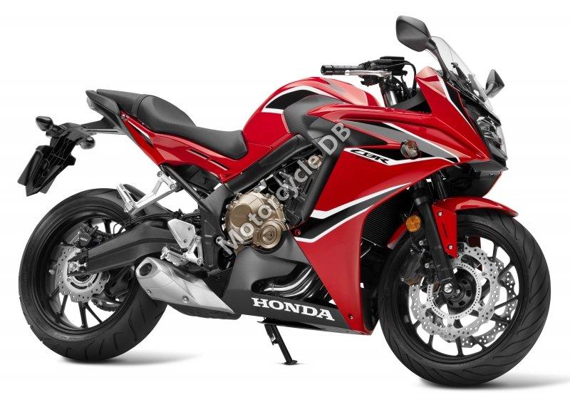 Honda CBR650F 2018 29871