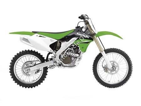 Kawasaki KX 250 F 2006 5292