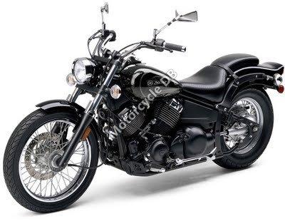 Yamaha V Star 1100 Custom 2009 17038