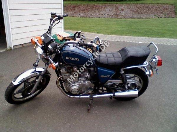 Suzuki GS 450 L 1981 7527