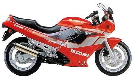 Suzuki GSX 750 F 1989 11263