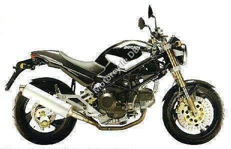 Ducati 900 Monster 1998 13779