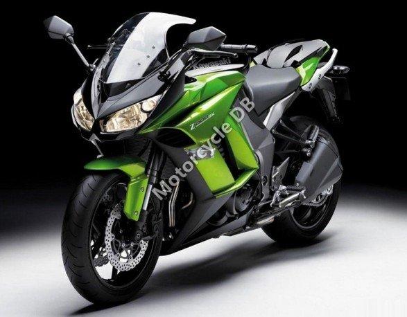 Kawasaki Z 1000 SX 2011 6463