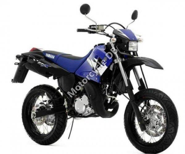 Yamaha DT 125 X 2007 9164