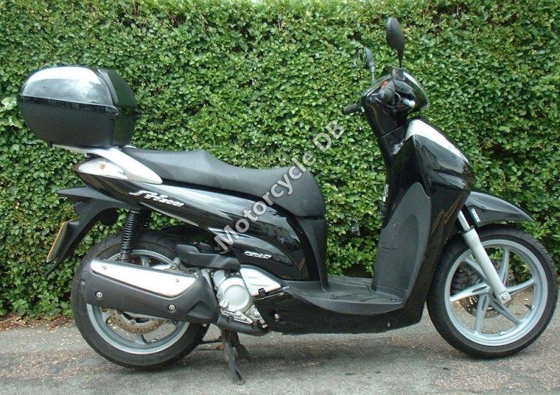 Honda SH300i 2009 30418