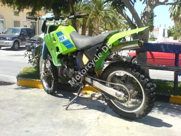 Kawasaki KMX 200 1990 13610