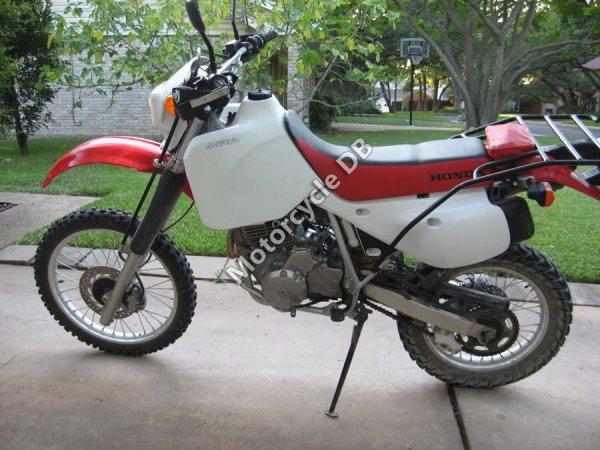 Honda XR650L 2011 6455