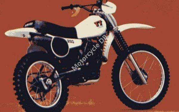 Yamaha TT 250 1980 7752