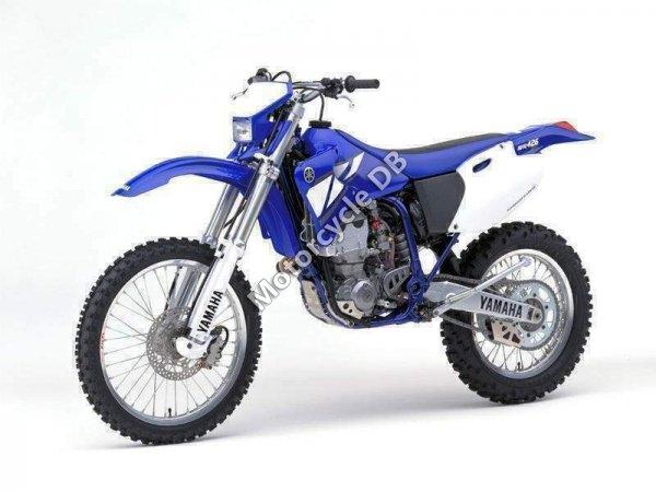 Yamaha WR 426 F 2002 6574