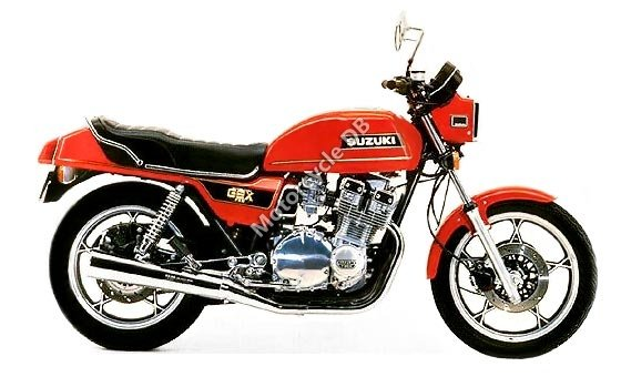 Suzuki GSX 750 E 1981 9771
