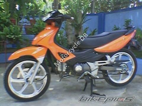 Kymco 125 Spike 2005 17312