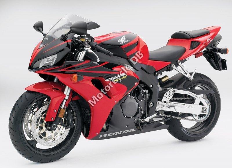 Honda CBR 1000 RR Fireblade 2007 29924