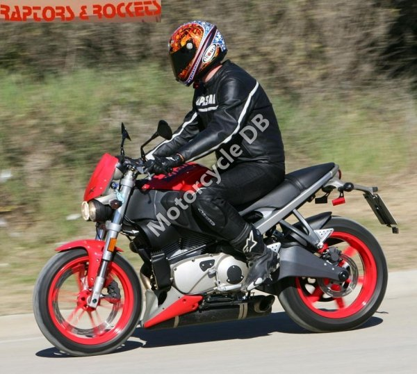 Buell Lightning Long XB12Ss - 2007 Specifications, Pictures