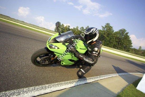 Kawasaki Ninja ZX-6R 2009 3531