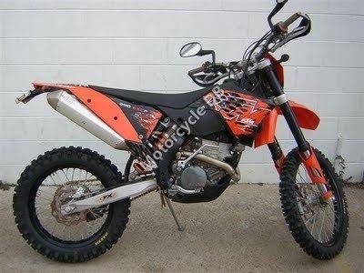 KTM 250 EXC 2010 9826