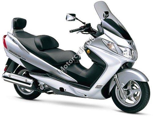 Suzuki Burgman 400 2004 10643