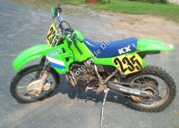 Kawasaki KX 500 1987 7866