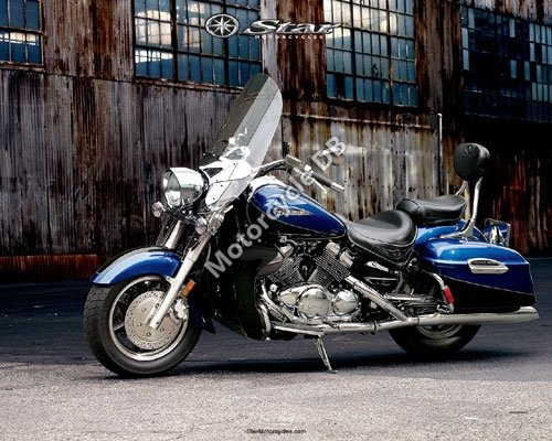Yamaha Royal Star Tour Deluxe 2008 2955