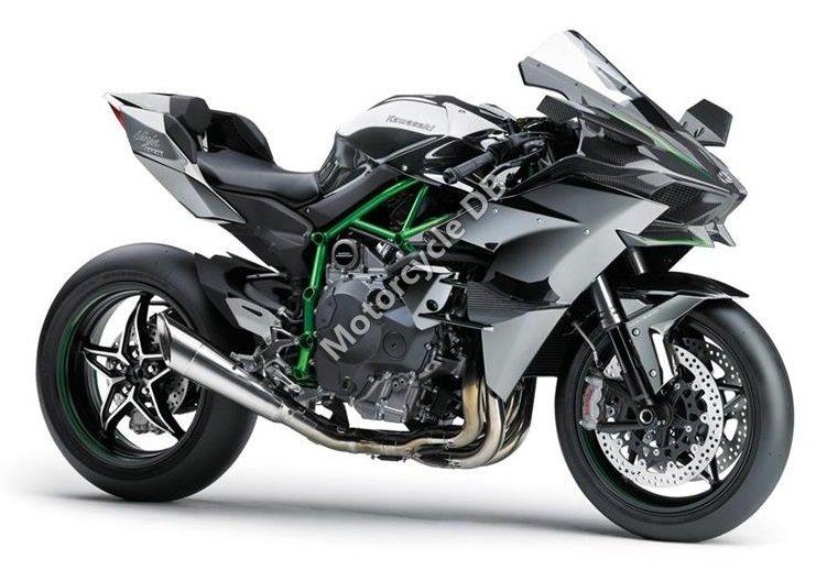 Kawasaki Ninja H2R 2017 29120