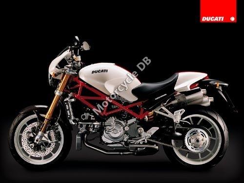 Ducati Monster S4R S Testastretta 2008 2469