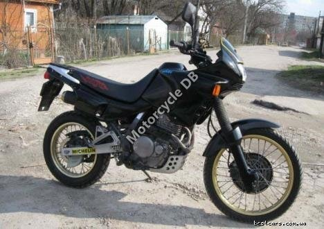 Honda NX 650 Dominator (reduced effect) 1991 17057
