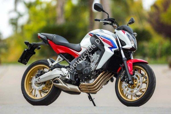 Honda CB650F 2014 23720