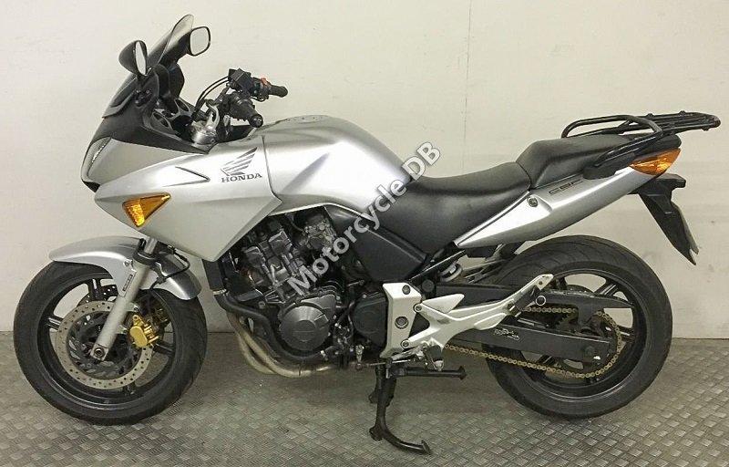 Honda CBF 600 2007 29472