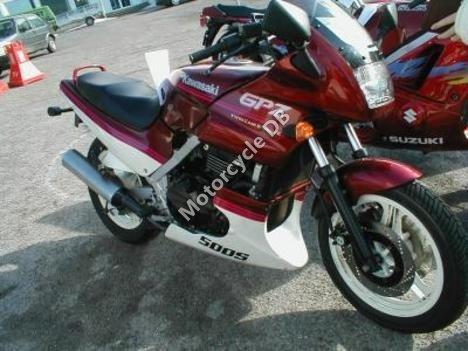 Kawasaki GPZ 500 S (reduced effect) 1987 18109