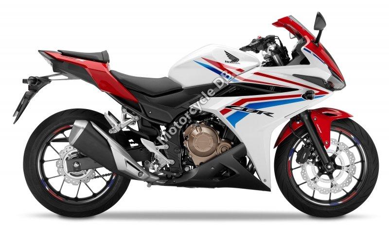 Honda CBR500R 2017 29842