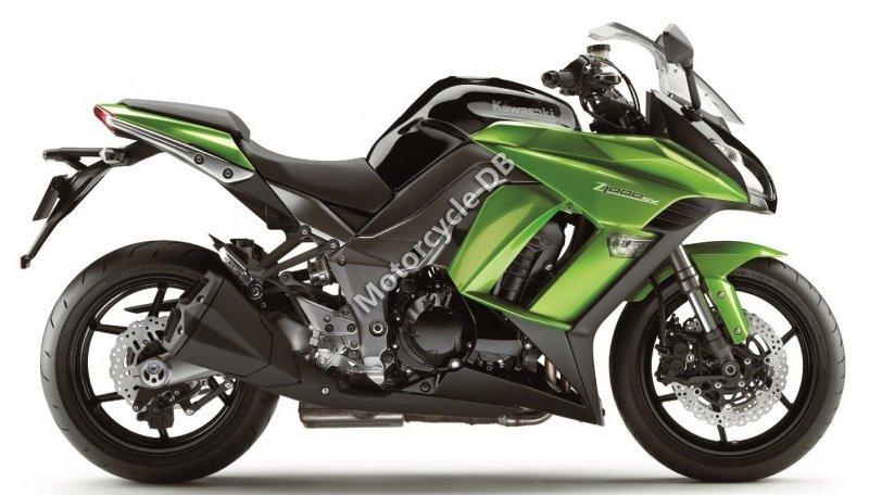 Kawasaki Z 1000 SX 2012 28989