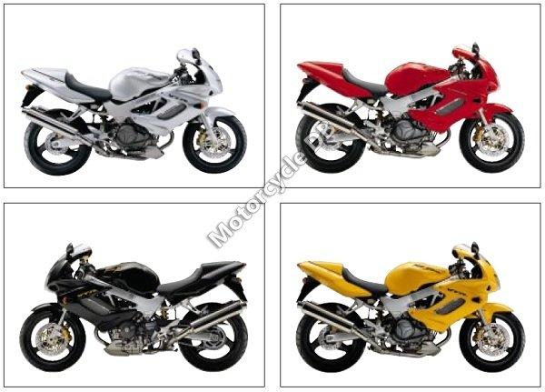 Honda VTR 1000 F Firestorm 2000 30991
