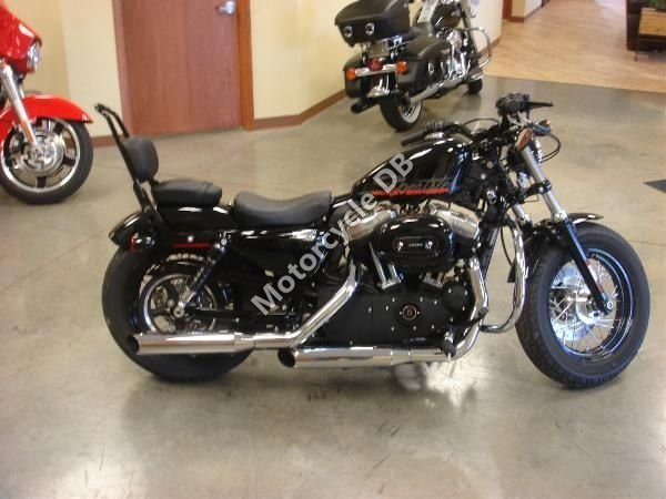 Harley-Davidson XL 1200X Sportster Forty-Eight 2010 12074