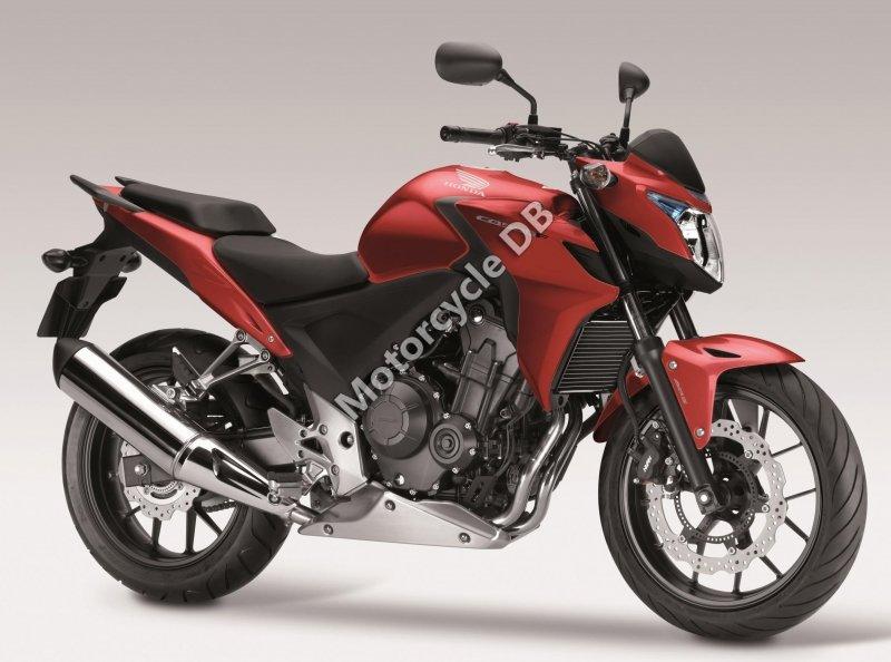 Honda CB500F 2018 29547