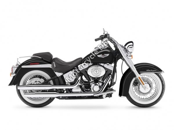 Harley-Davidson FLSTN Softail Deluxe 2008 9398