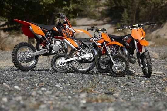 KTM 50 SX - 2010 Specifications, Pictures & Reviews