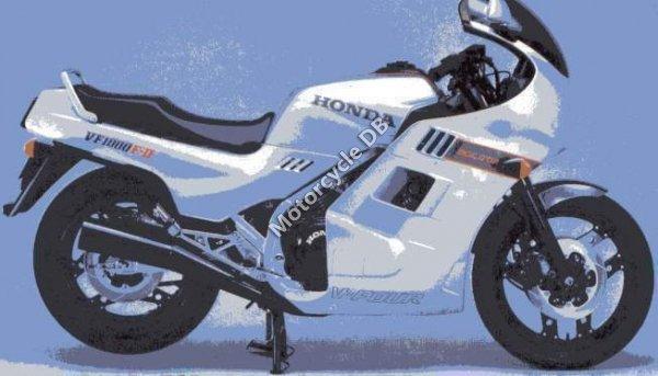 Honda VF 1000 F 2 1985 18225