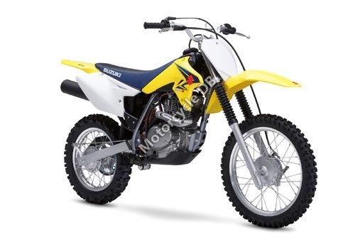 Suzuki DR-Z125 2008 2778