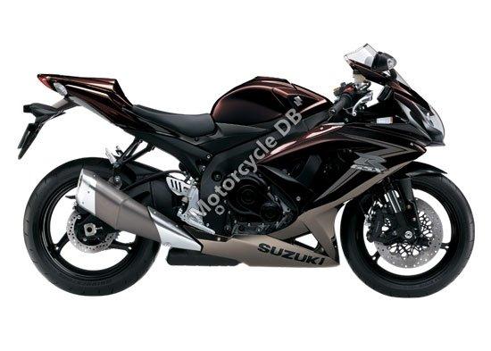 Suzuki GSX-R750 2010 4368