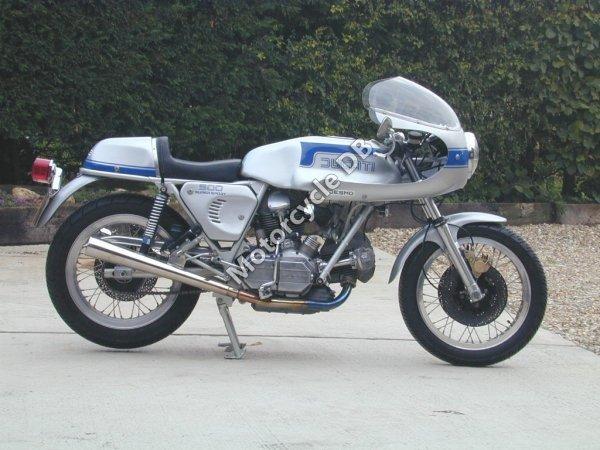 Ducati 900 SS 1981 13544