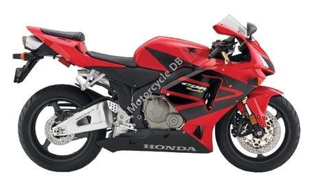 Honda CBR 600 RR 2006 5237