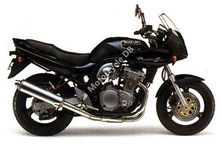 Suzuki GSF 600 S Bandit 1996 18614
