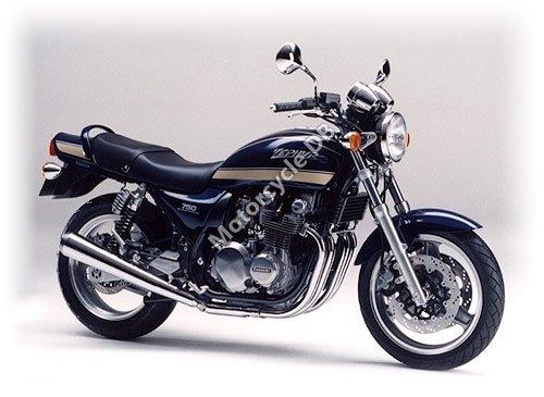 Kawasaki Zephyr 750 1993 12704