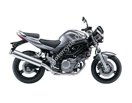Suzuki SV 650 ABS 2007 2056